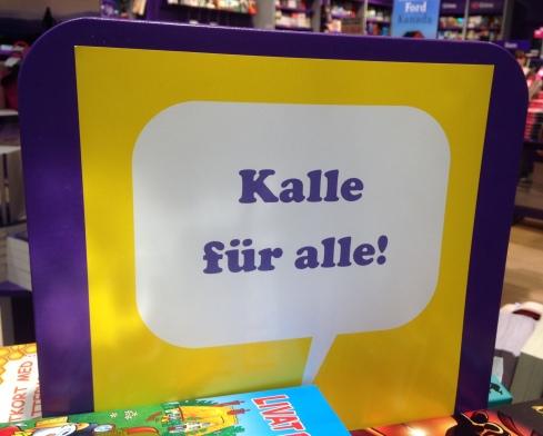 Kalle für allle
